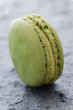 Single macaroon biscuit Stock Photos