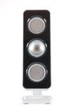 Single modern speaker Stock Image