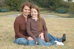 Single Mom royalty free stock photos