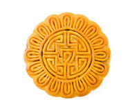 Single mooncake Stock Photos
