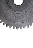 Single motion gear Royalty Free Stock Image