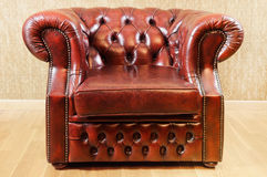 Old Antique Armchair Royalty Free Stock Photos