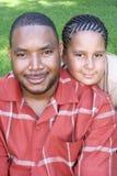 Single Parent. Single Father Parent Stock Photos