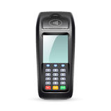 Single Payment Terminal Stock Images