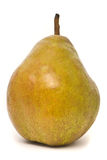 Single pear Stock Photography