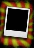 Single photo frame Stock Images