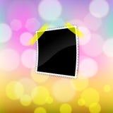 Single Photo Frame Royalty Free Stock Image