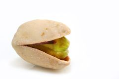 Single Pistachio Nut Stock Photos