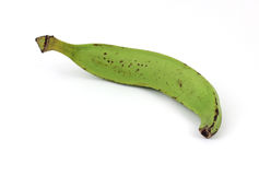 Single Plantain Banana Stock Photos