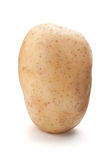 Single potato Royalty Free Stock Photography