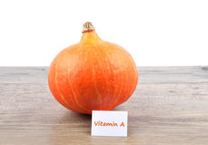 Single Pumpkin Royalty Free Stock Photo