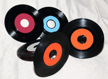 Single record Stock Images