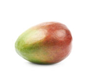 Single ripe mango fruit isolated Royalty Free Stock Image