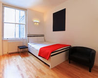 Single room Stock Photo