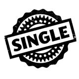 Single rubber stamp Stock Images