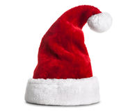 Single Santa Claus red hat Royalty Free Stock Photo