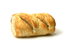 Single Sausage Roll Stock Photos