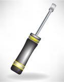 Single screwdriver Stock Photos