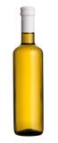 Single sealed unopened bottle of white wine Stock Photography
