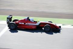 Single-seater car Stock Photos