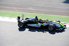 Single-seater car Royalty Free Stock Photos