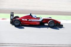 Single-seater car Stock Image