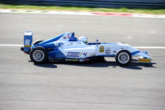 Single-seater car Royalty Free Stock Images