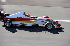 Single-seater car Stock Images