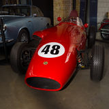 The single-seater racing car Stanguellini FJ MONOPOSTO 1100 Royalty Free Stock Photos
