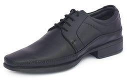 Single shoe for gentleman Royalty Free Stock Image