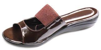 Single shoe Stock Image