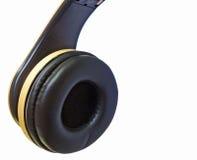Single Side Headphone Stock Image