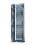 Single skyscraper Royalty Free Stock Photo