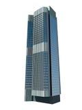 Single skyscraper Stock Photography