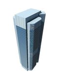 Single skyscraper Royalty Free Stock Images