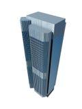 Single skyscraper Stock Image