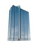 Single skyscraper Royalty Free Stock Image