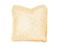 Single Sliced bread Stock Photo