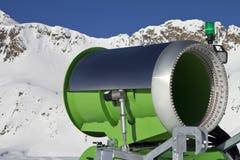 Free Single Snow Cannon Stock Photos - 17987413