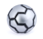 Single soccer ball Stock Image