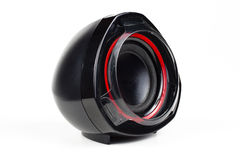 Single speaker Stock Photo