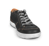 Single sports shoes Royalty Free Stock Images