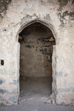 Single Stable at Gingee Fort. Horse stable at Gingee Fort in Tamil Nadu, India Stock Photography