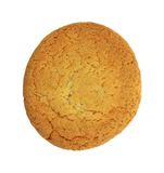 Single Sugar Cookie Stock Photo