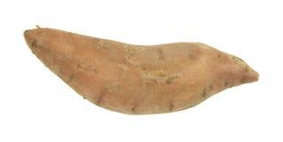 Single sweet potato Stock Image