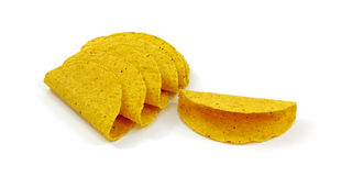 Single Taco Plus Five Royalty Free Stock Image