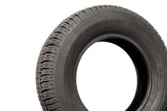 Single tire Stock Image
