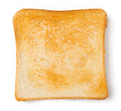 Single toast Royalty Free Stock Images