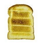Single toast Royalty Free Stock Photo