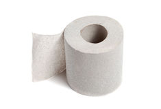 Single toilet paper Stock Images